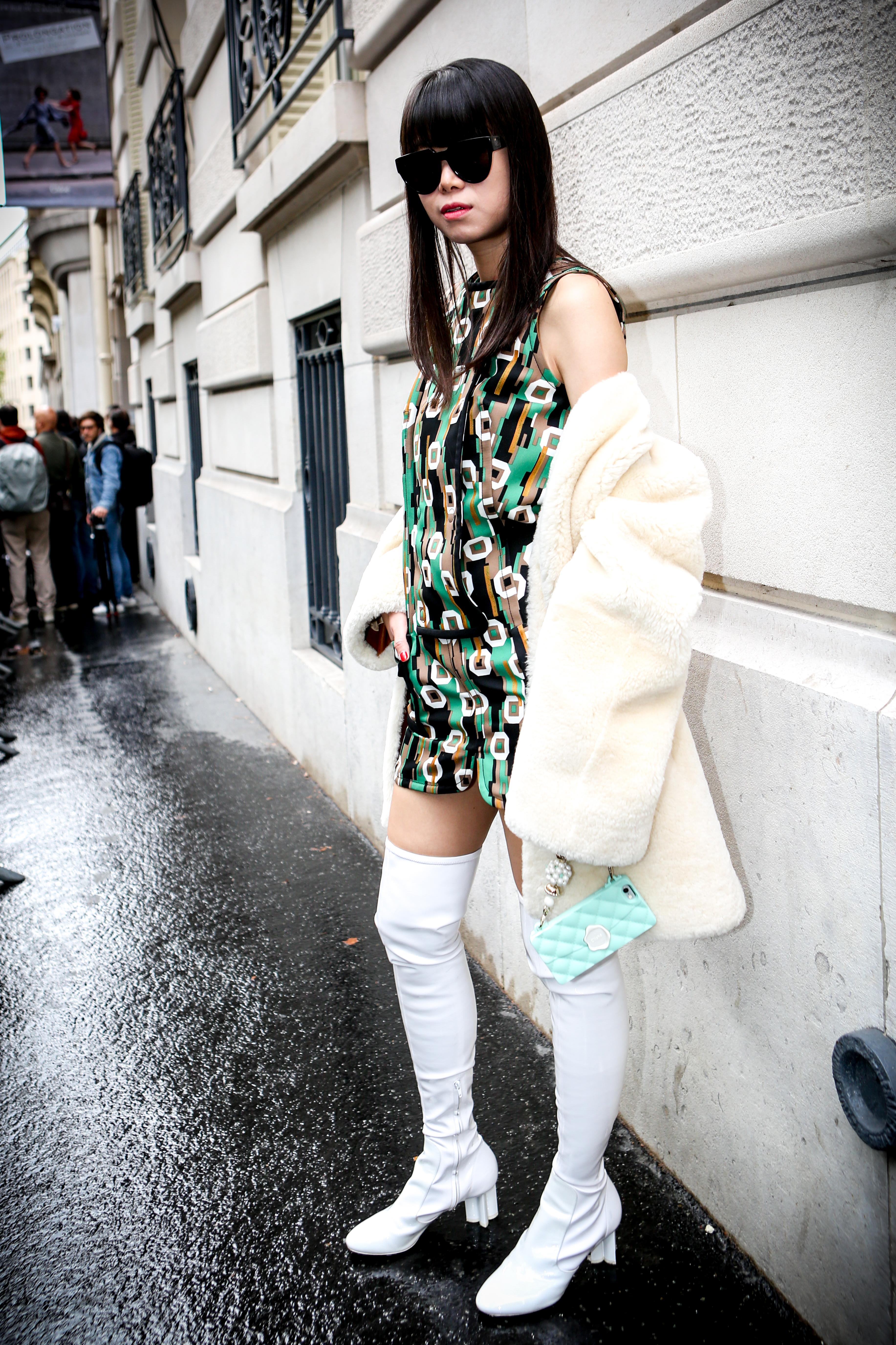 street-look chloe printemps-ete 2018