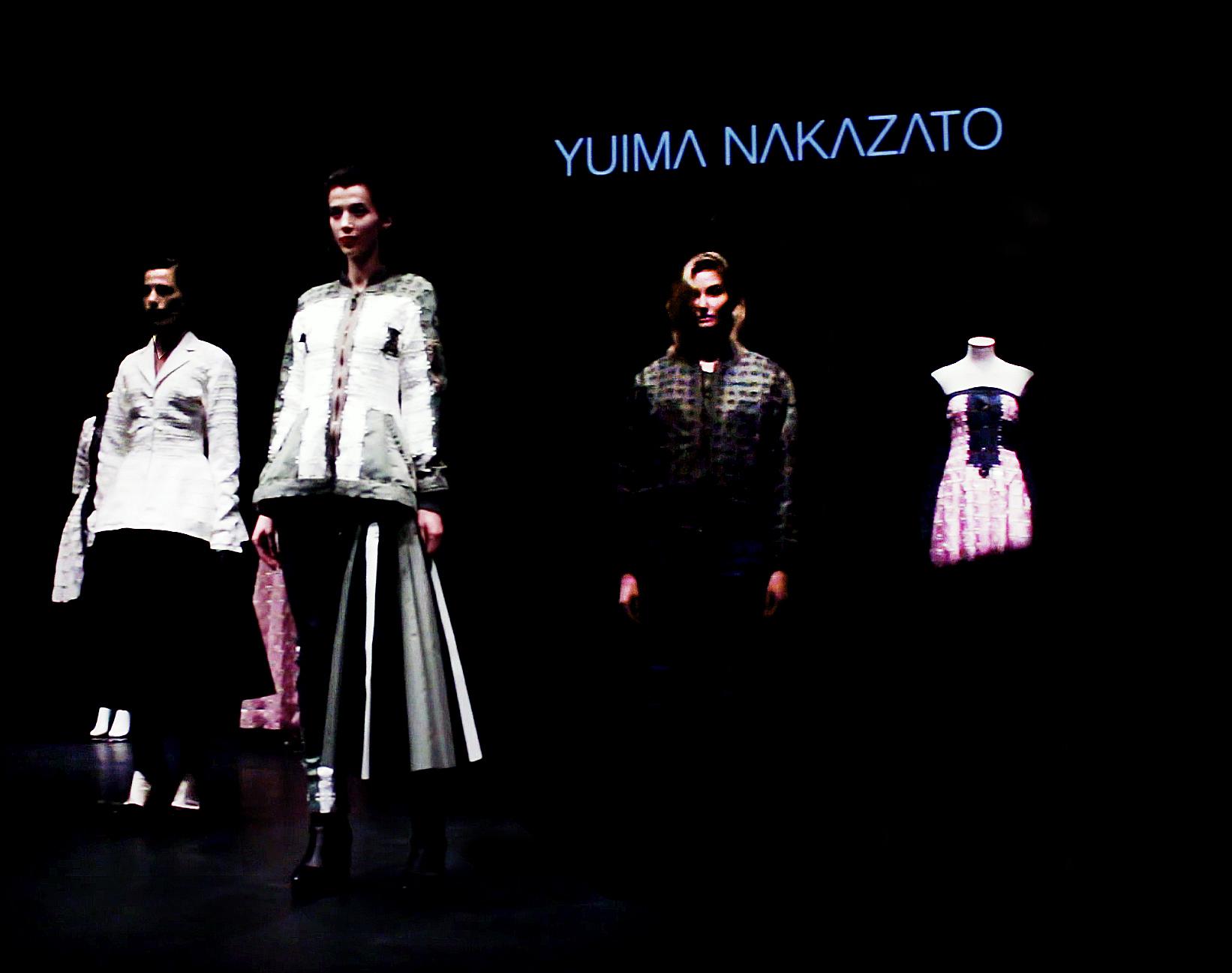 Yuima Nakazato haute couture 2017-2018