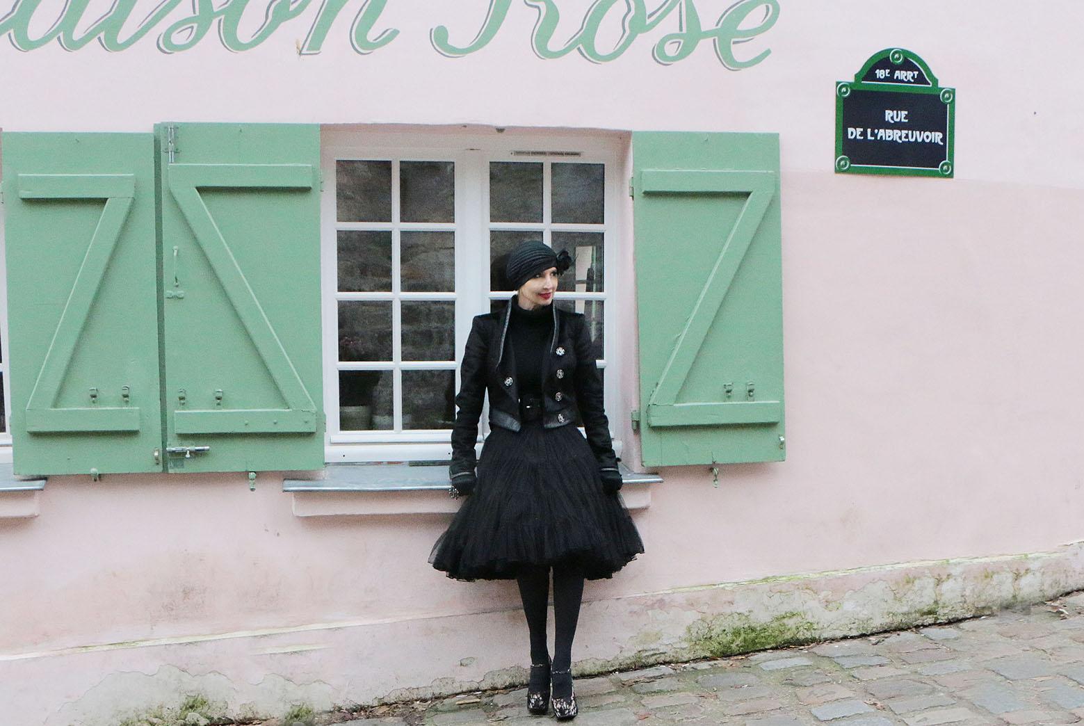 mode paris vintage