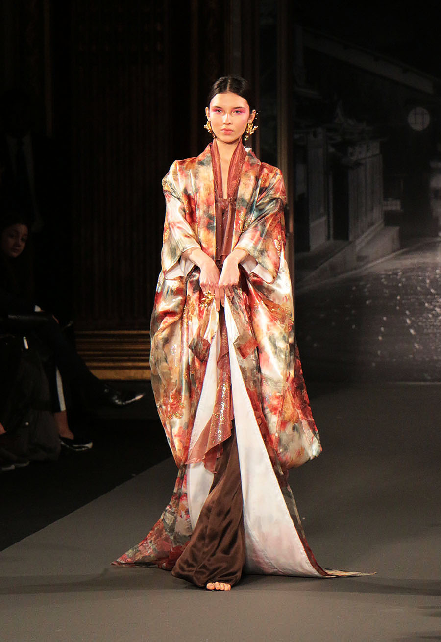 Collection haute couture Yumi Katsura 2018-2019