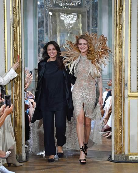 Celia Kritharioti Haute Couture 2018-2019