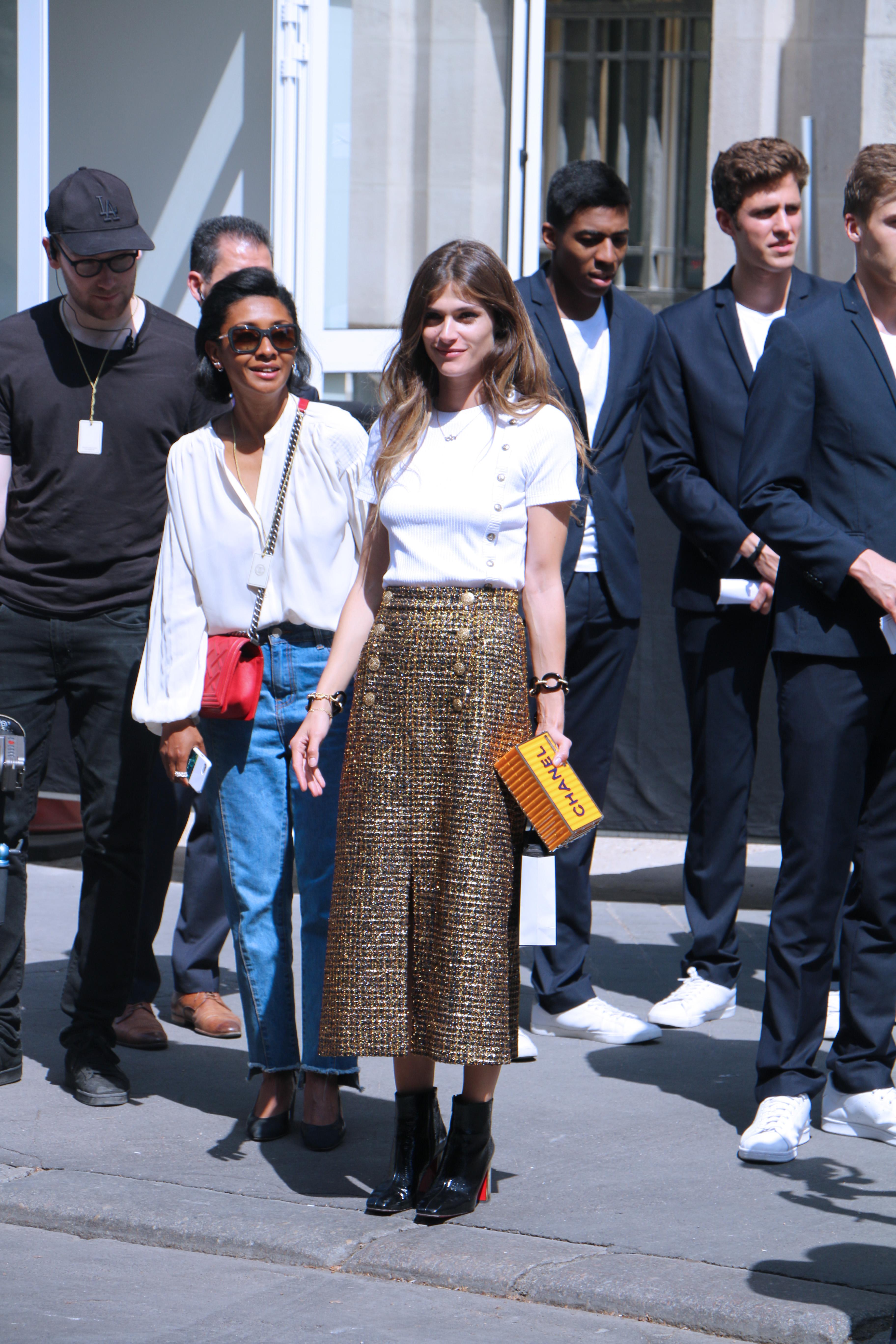 Chanel Haute Couture 2018-2019