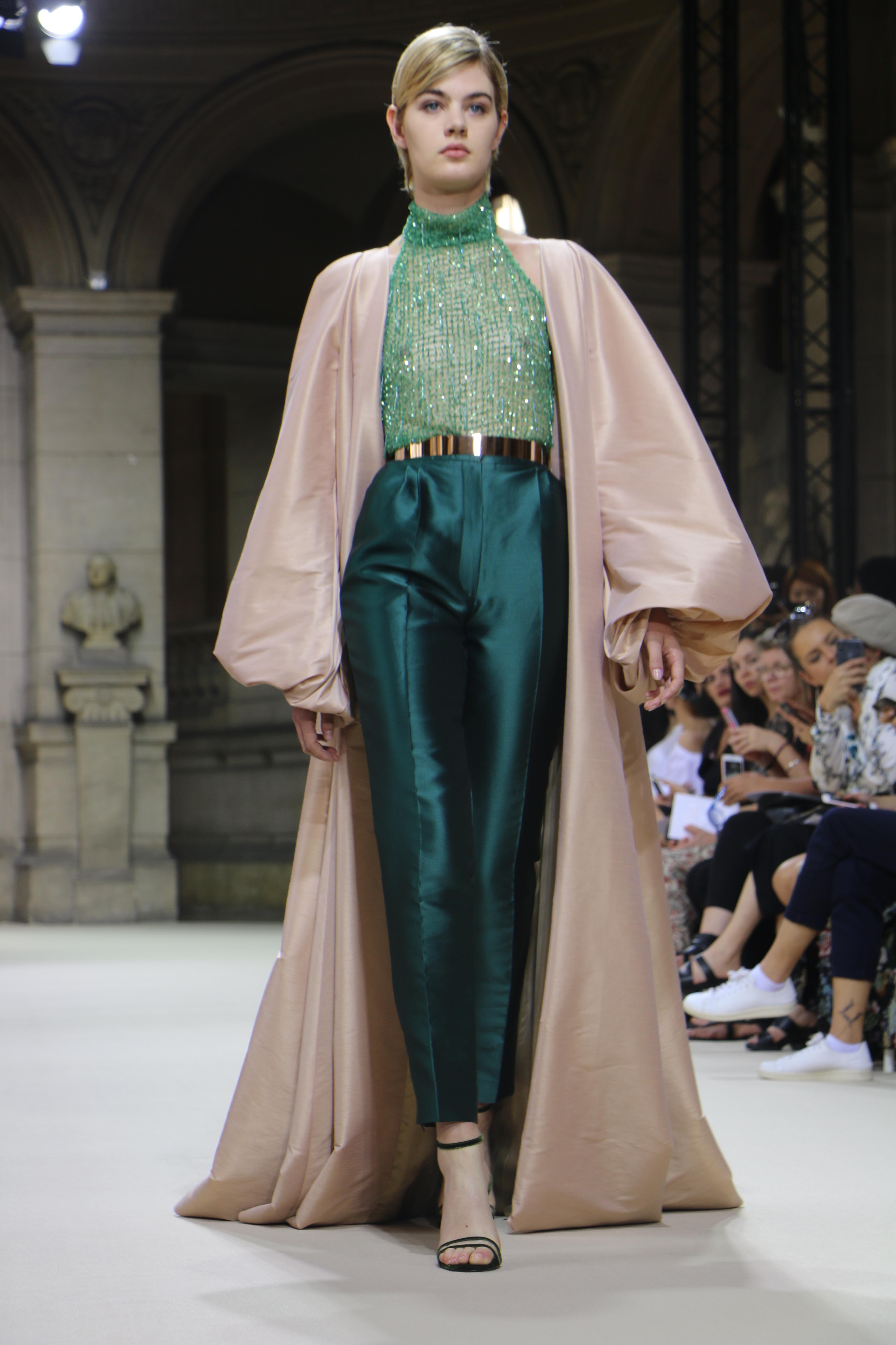 Défilé Galia Lahav Haute Couture 2018-2019
