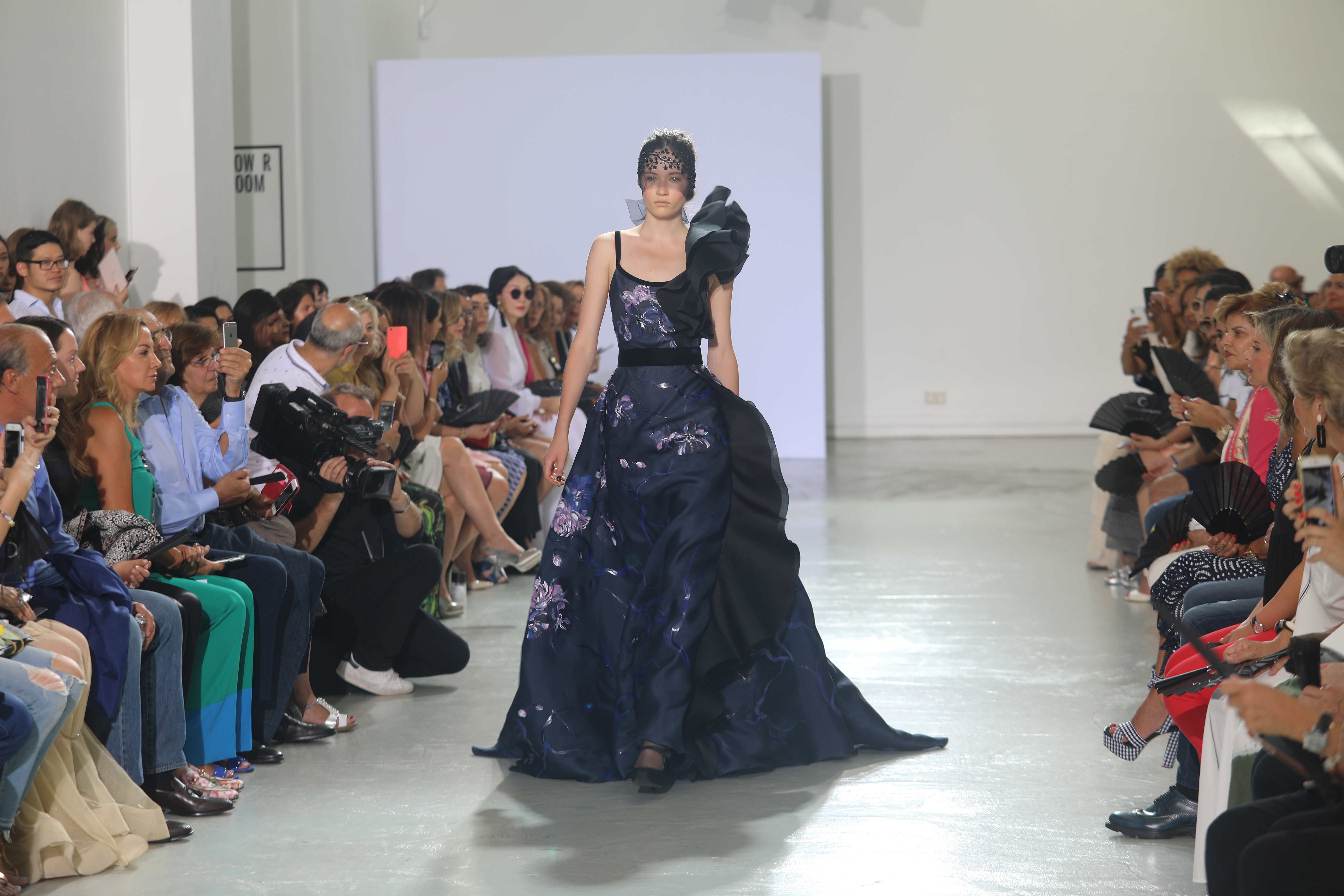 Défilé Georges Chakra Haute Couture 2018-2019