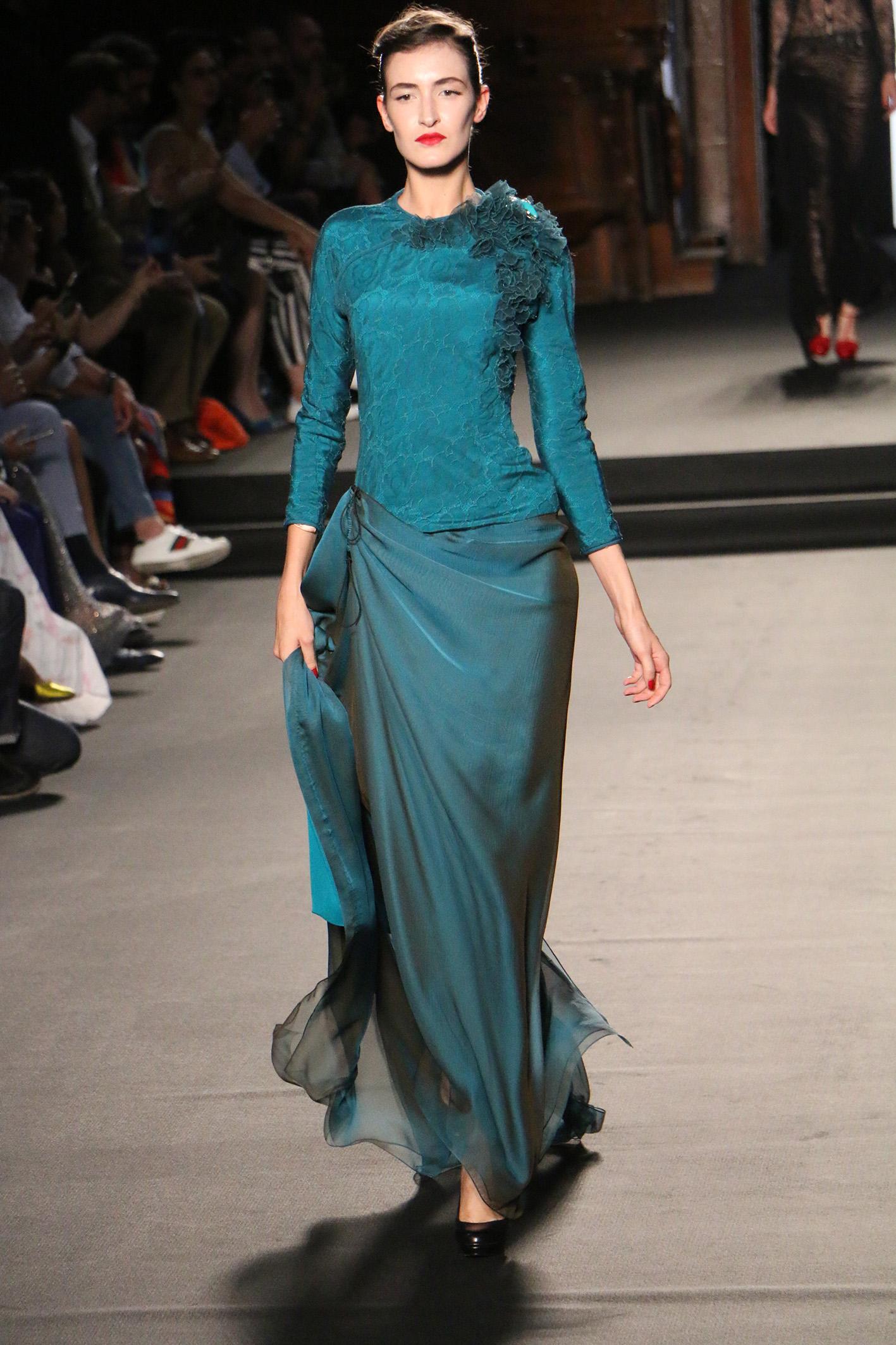 La mode Rêve la vie en bleue