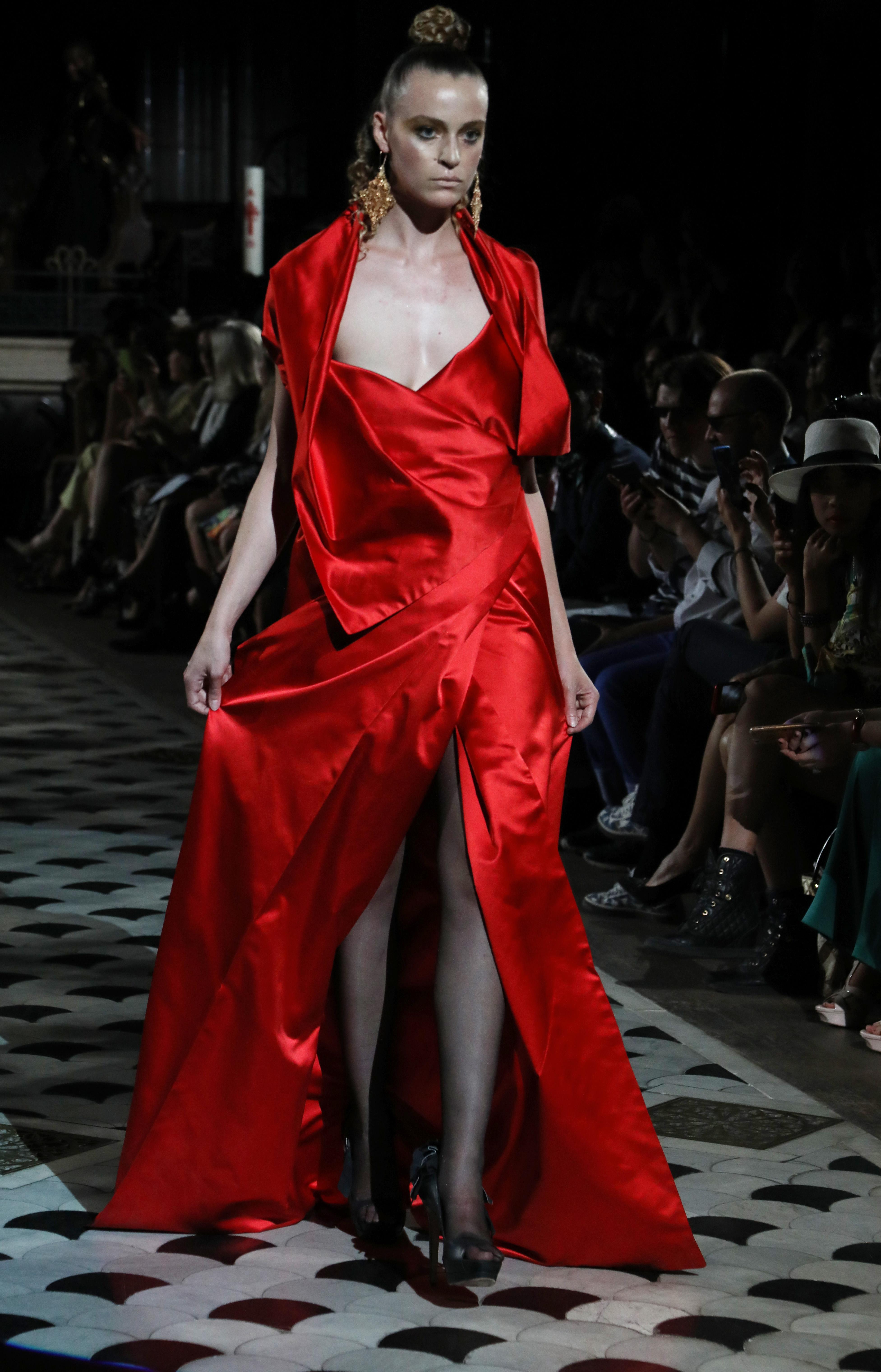 Défilé Kithe Brewster Haute Couture 2018-2019