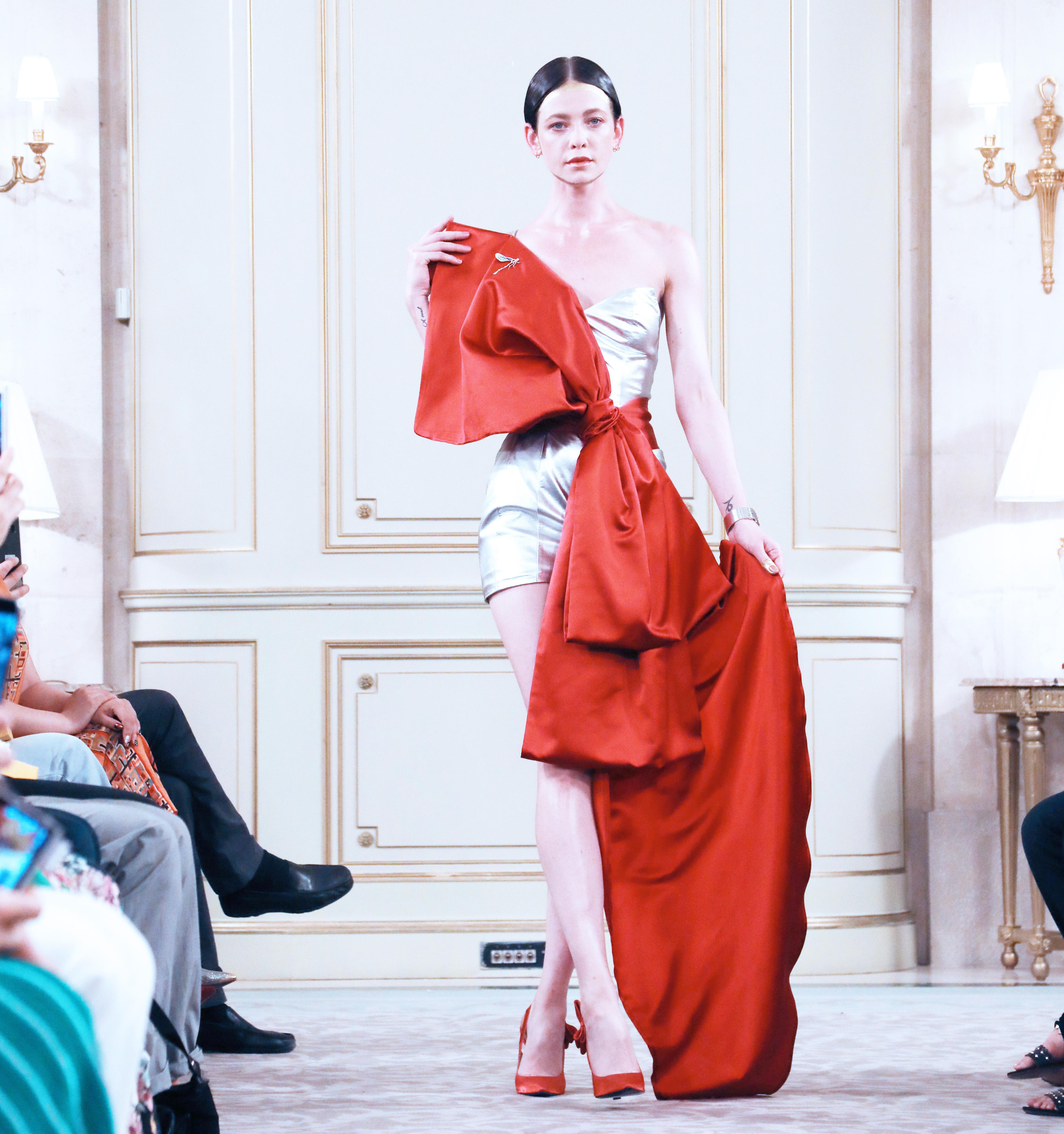 Défilé Lisi Liu Haute Couture 2018-2019