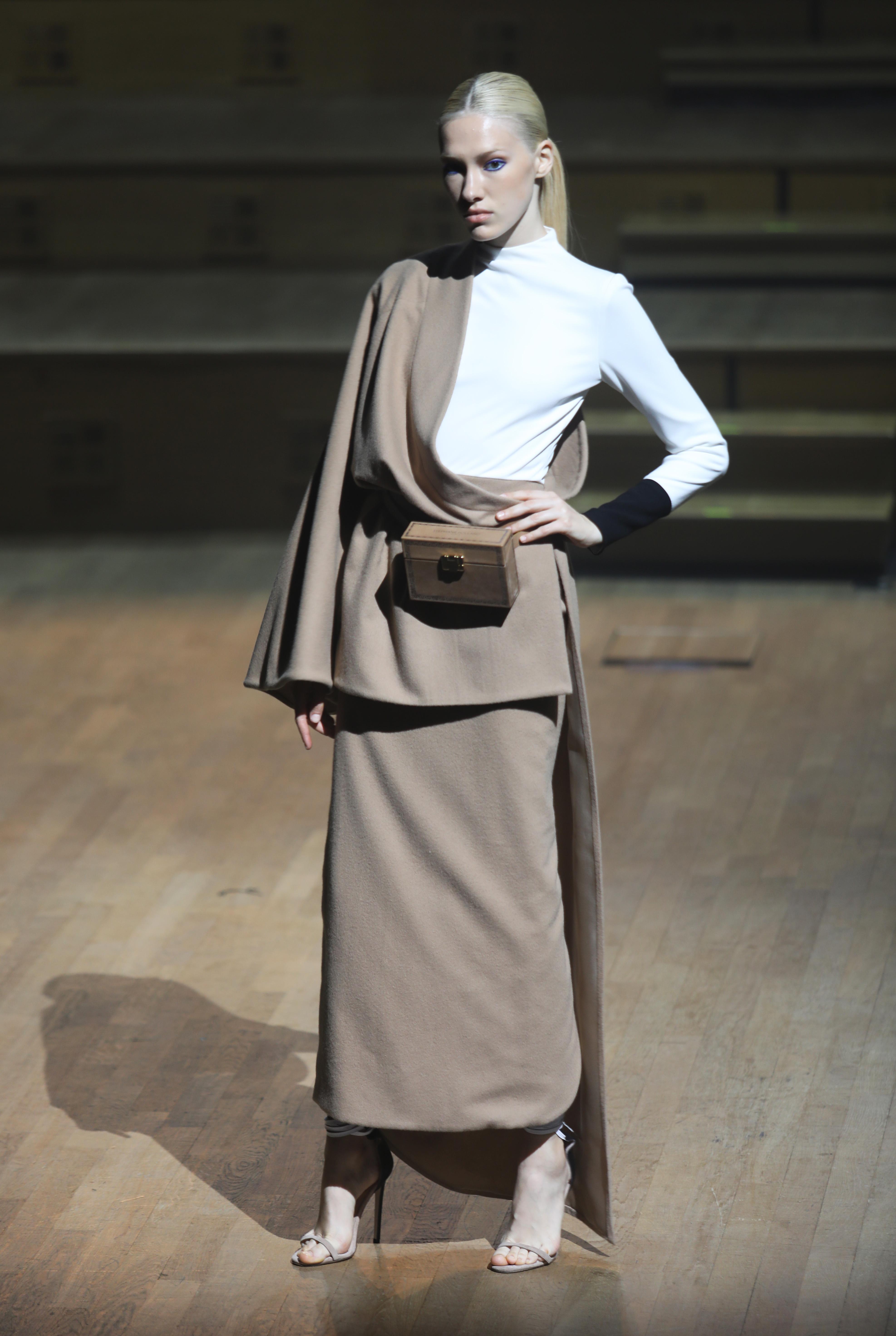 Défilé Stephan Rolland Haute Couture 2018-2019