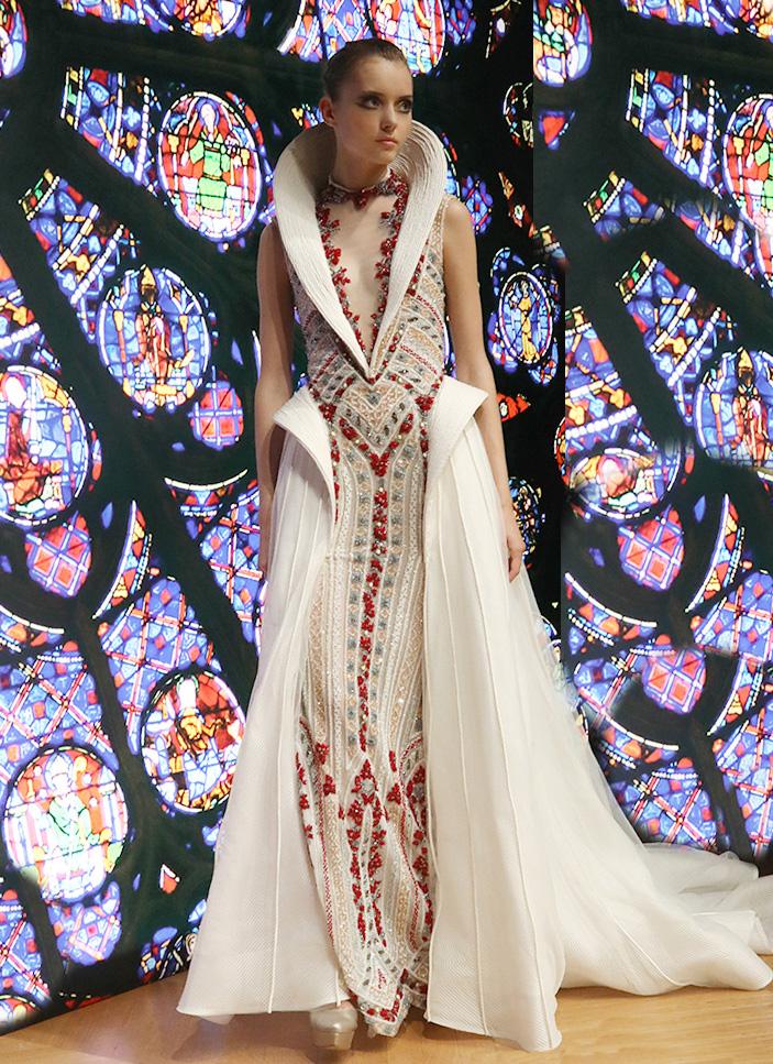Défilé Tony Ward Haute Couture 2018-2019