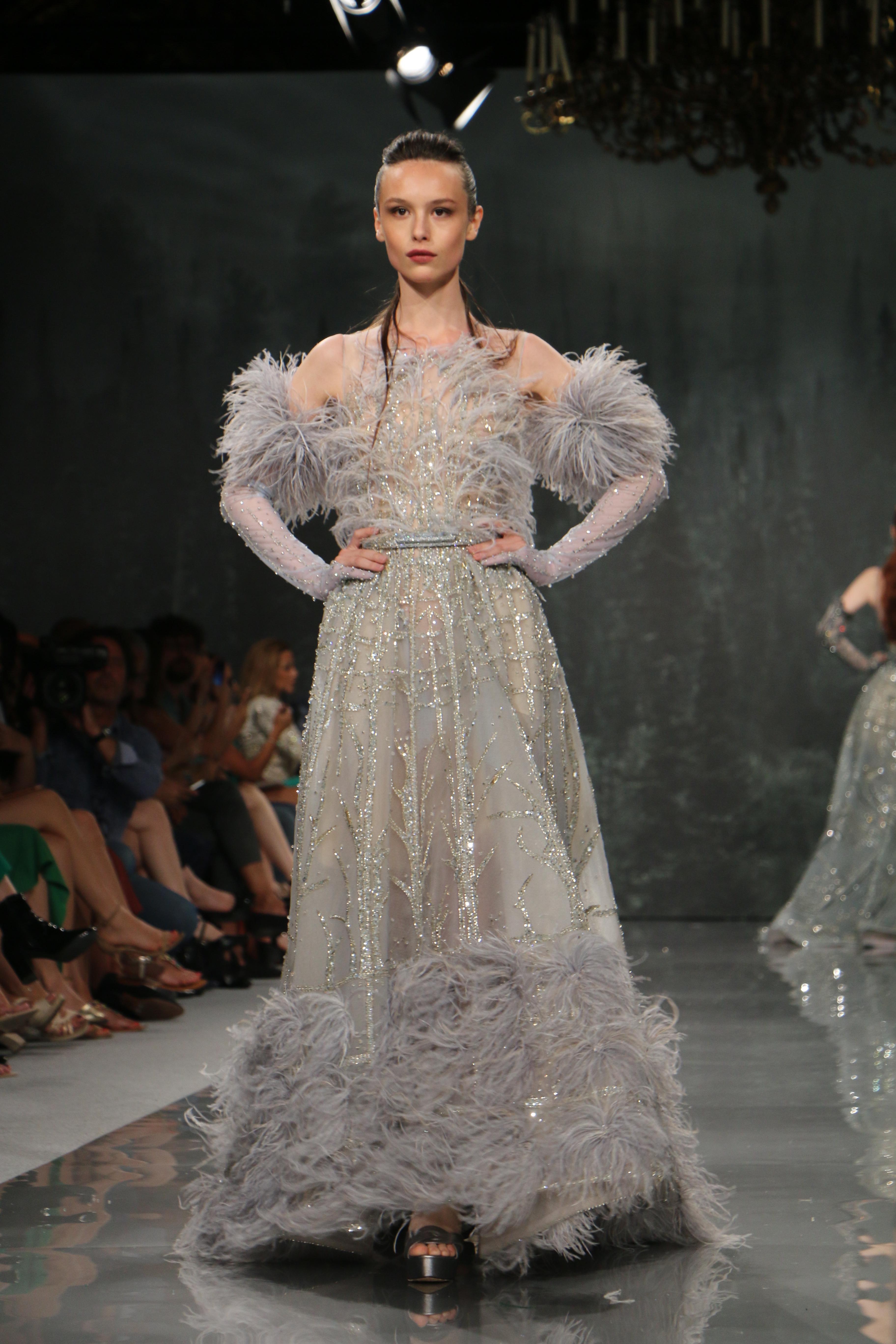Défilé Ziad Nakad Haute Couture 2018-2019