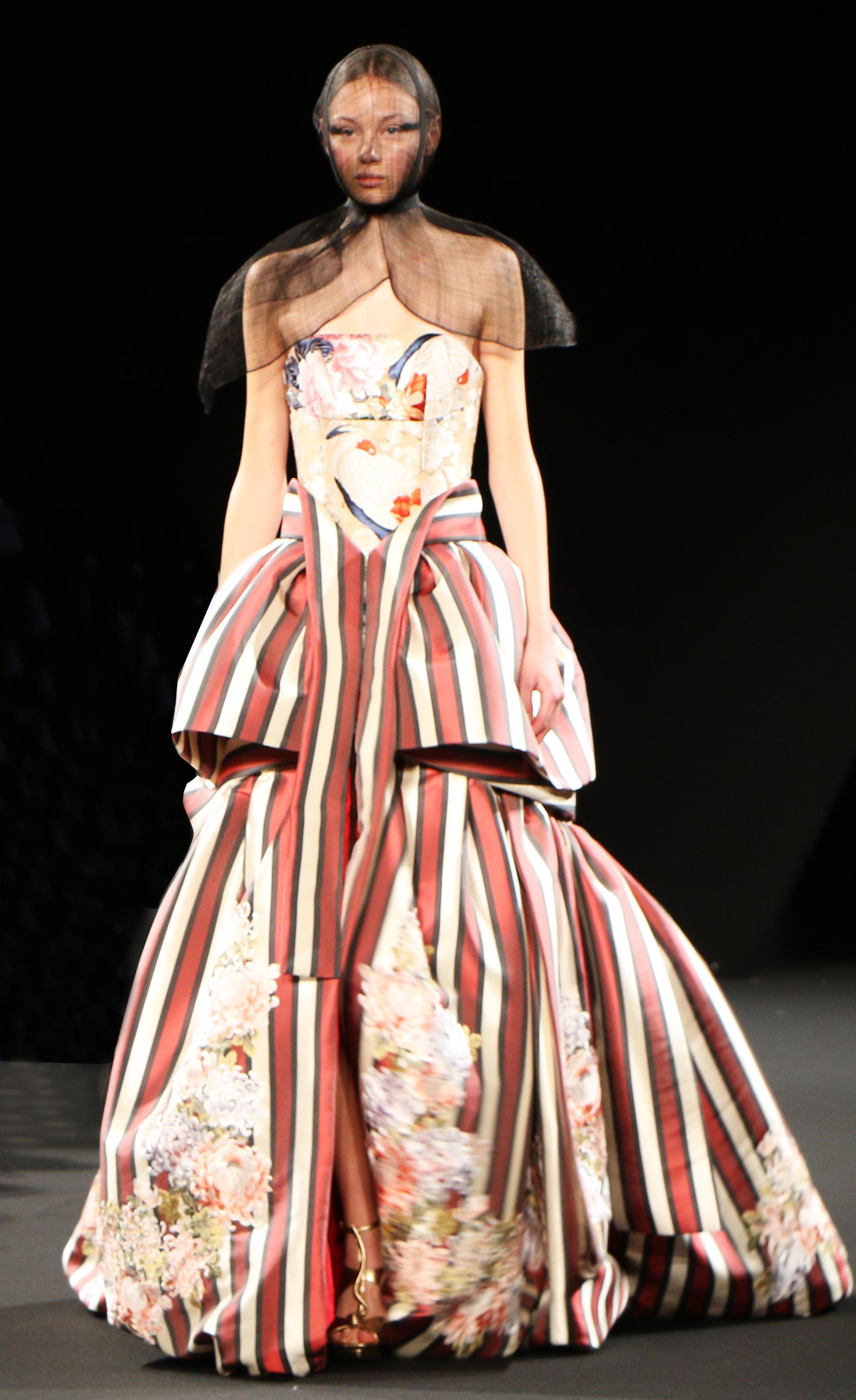Yumi Katsura printemps été 2019-2020