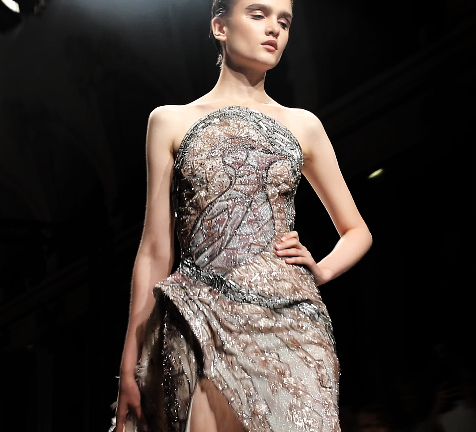 Ziad-Nakad-haute couture -automne hiver 2019-2020