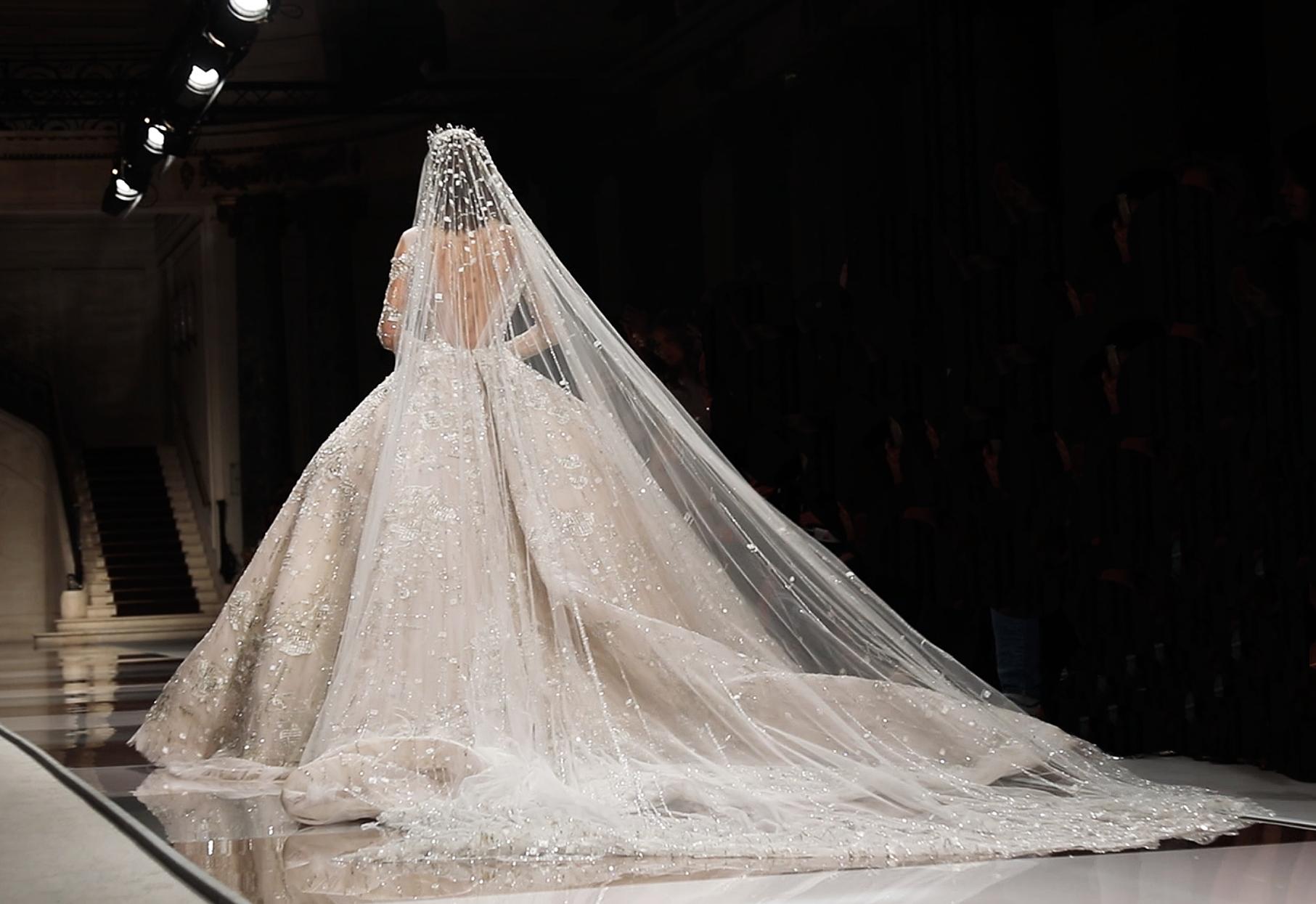 Ziad-Nakad-haute couture -automne hiver 2019-2020-(c) Marie Goujon
