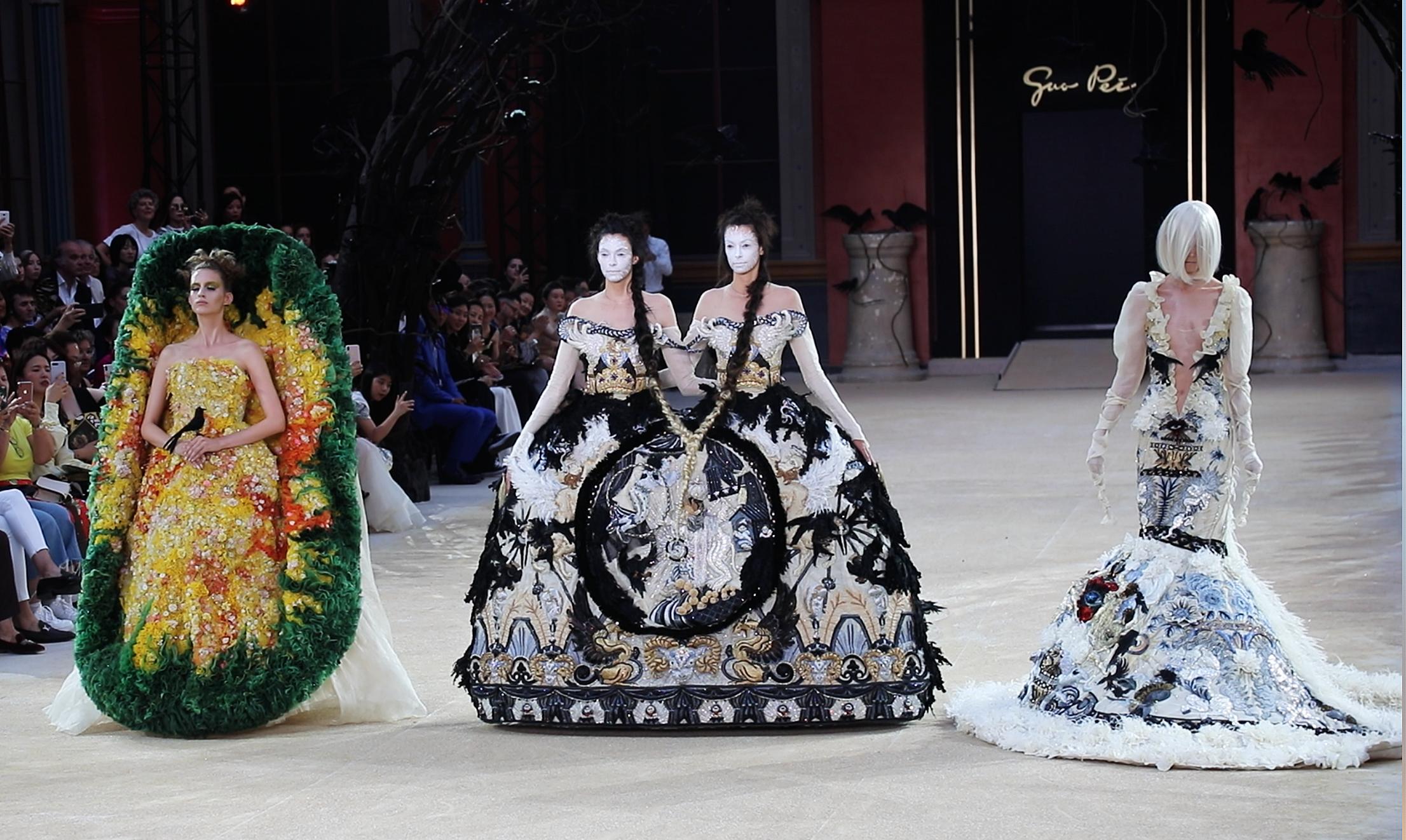 photo-Haute Couture Automne-Hiver 2019-2020-paris -(c) Marie Goujon