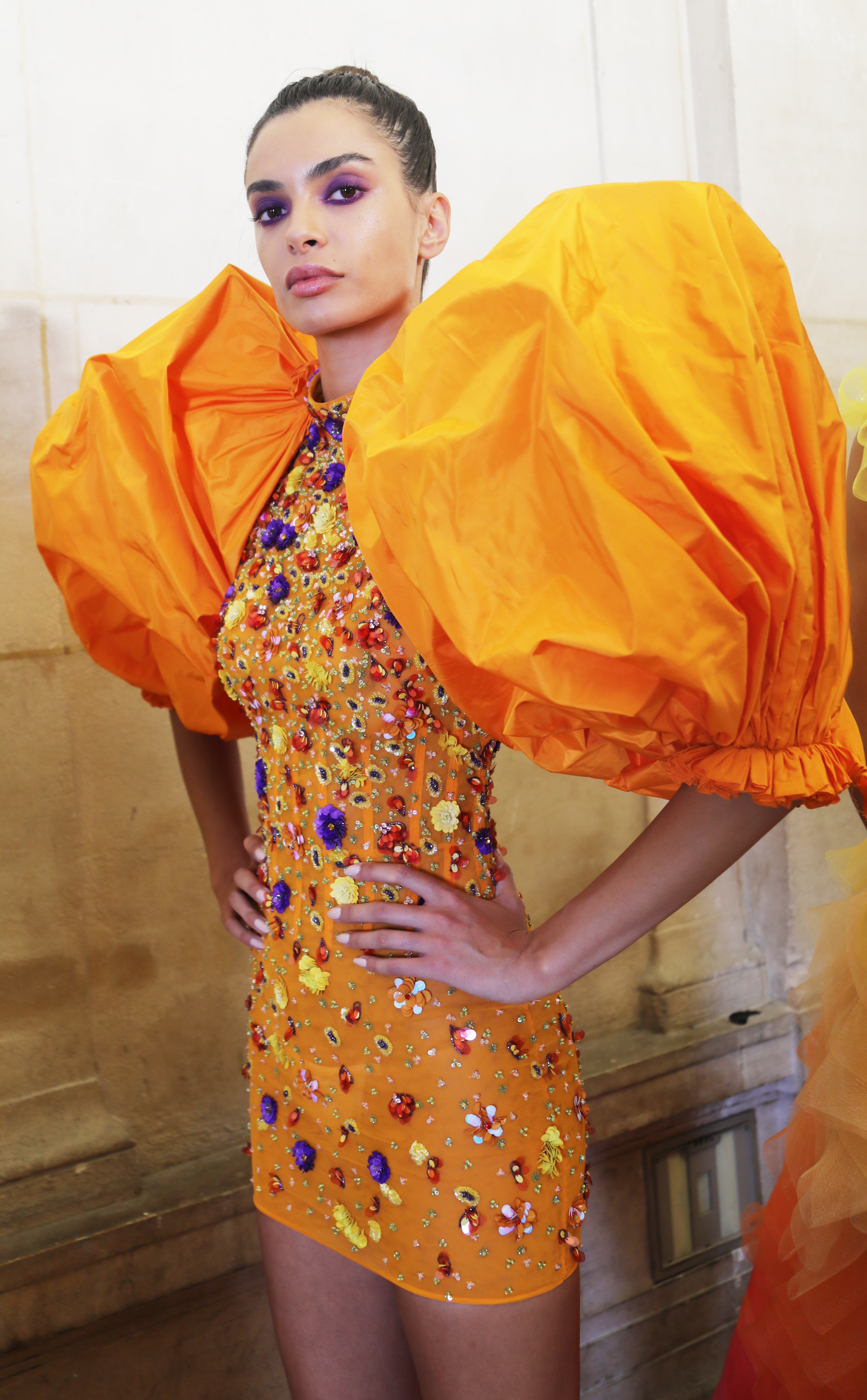 Rami Kadi Automne/Hiver 2019, Haute Couture – Fashion Week .