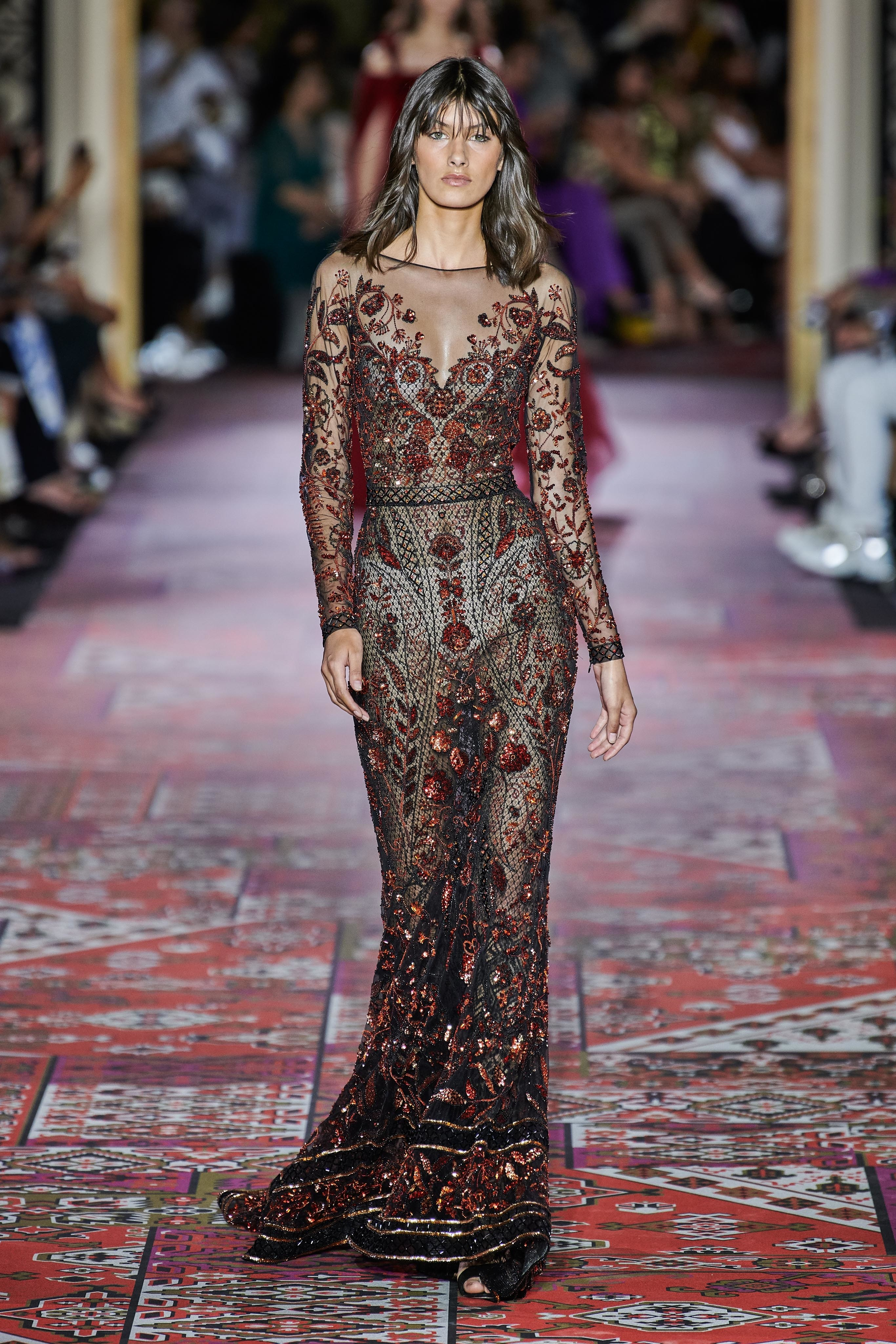 Zuhair Murad-haute couture automne hiver 2019-2020 photo(c)MarieGoujon