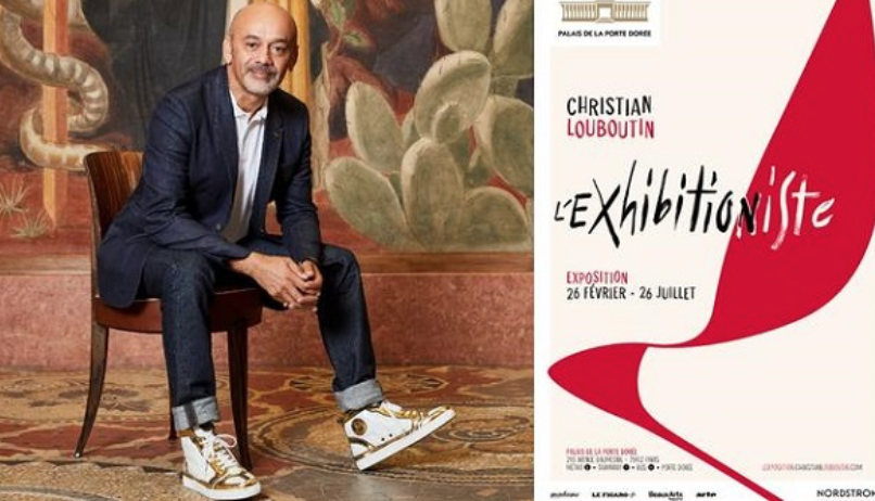 Christian Louboutin : L'Exhibition[niste]